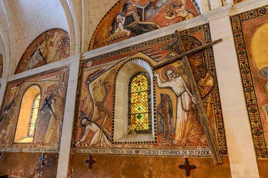 L'Église de Saint-Fraigne