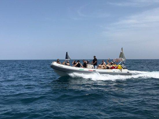 Segway Trip Denia Barcos