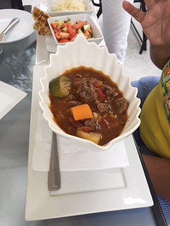 Lemon Tree Restaurant: lamb stew