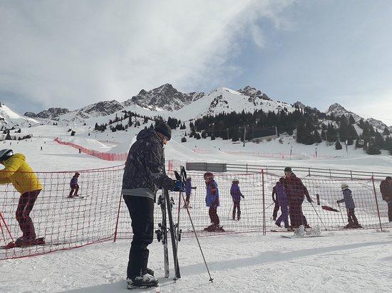 shymbulk Ski Resort