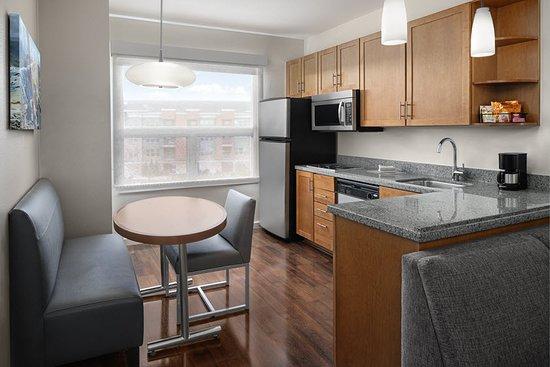 One Bedroom Suite- Kitchen