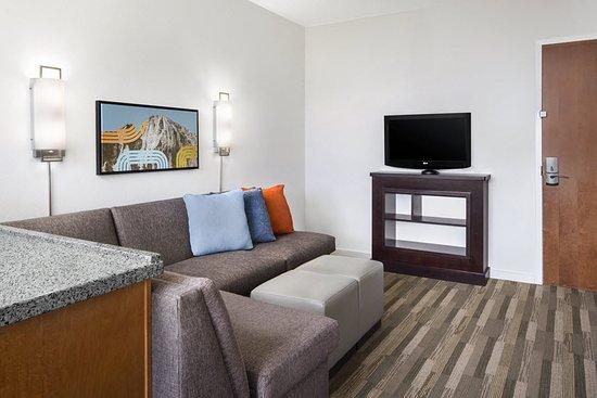 One Bedroom Suite- Living Area