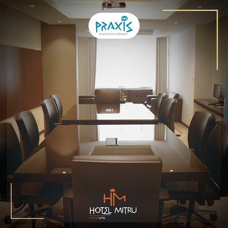 Nuestro espacio de co-working PRAXIS hará de tu tiempo de trabajo algo muy reconfortante.