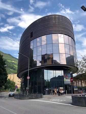 Partenza da Bolzano