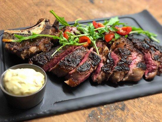Le Will Ramatuelle: Côte de bœuf braisé 1kg...