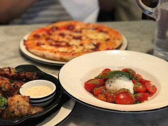 Interior Shot Picture Of Pizza Express Arundel Tripadvisor