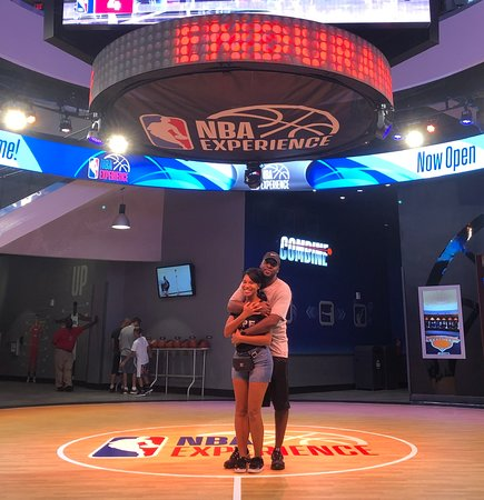 The NBA Experience: Babe and I