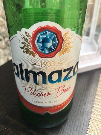 Bière libanaise