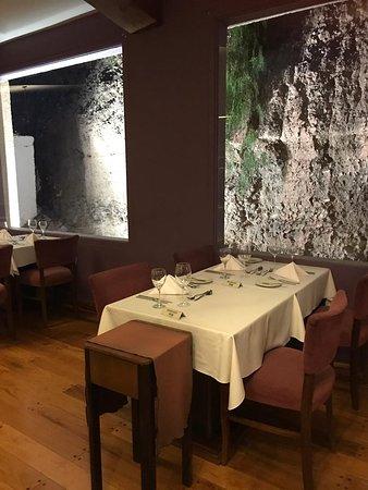 Hotel Huacalera: El restaurant Monterrey es un restaurant gourmet