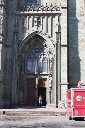 Soest, Wiesenkirche (Our Lady in the Fields), portal