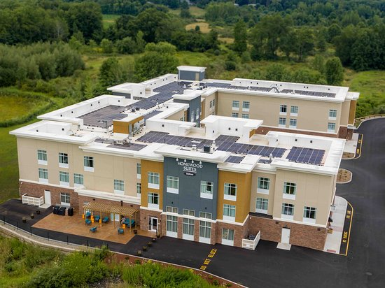 Aerial View/ Solar Panels