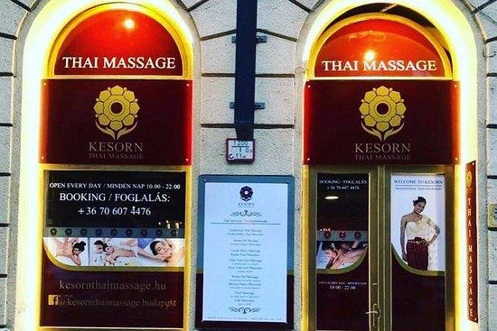 Kesorn Thai Massage Budapest