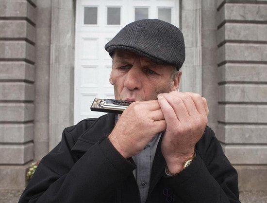 Martin playing a few tunes on My Streets 'Historic Drogheda' tour!