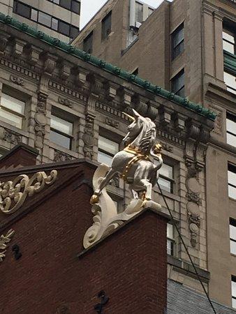 Old Statehouse Unicorn