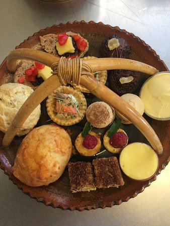 The High Tea Lady: A High Tea selection for two.