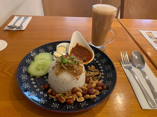 The best Nasi Lemak in Paddington London W2