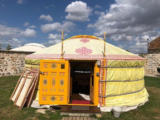 Bilde fra Nomade Lodge