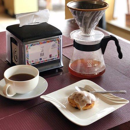 San Juaquin, Costa Rica: Café de especialidad