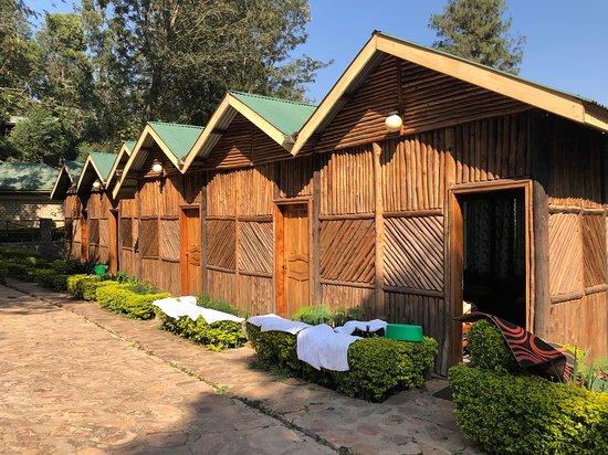 Bunyonyi Overland Resort: Cabins