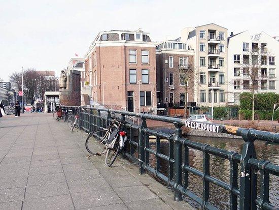 Weesperpoort bridge