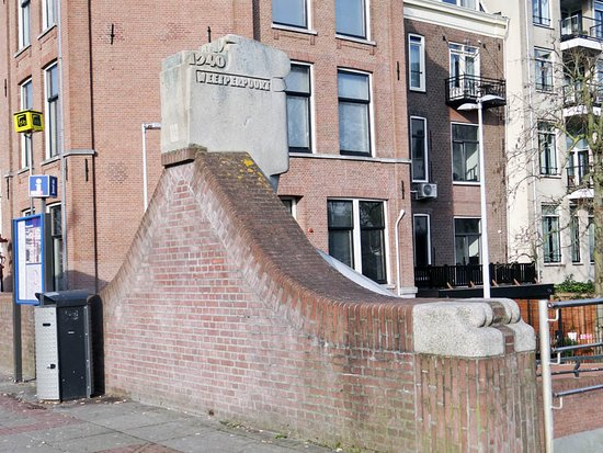 remain of Weesperpoort (station)