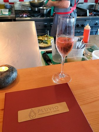 Pluvio restaurant: Perfection.