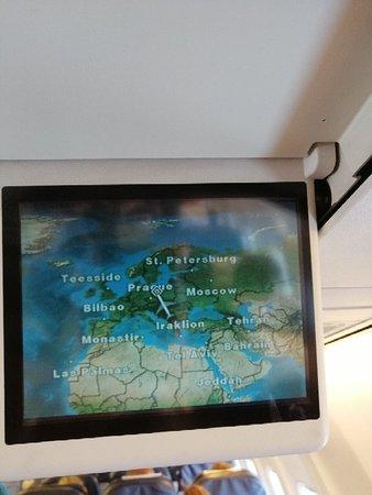 الخطوط الجوية التشيكية: Obsługa na trasie Hersonissos - Poznań tragiczna. STEWARD BARDZO NIEPRZYJEMNY I MOGĘ POWIEDZIEĆ ŻE HAMSKI. Te linie to tragedia i porażka