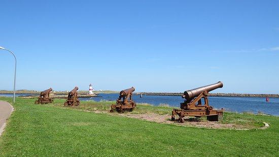 סנט פייר ומיקלון: Pointe aux canons
