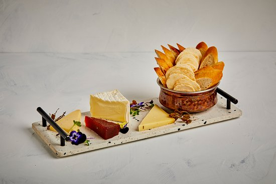 Feast - cheese platters