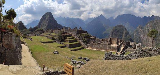 Cuzco, Peru: Vista genial única de mapi