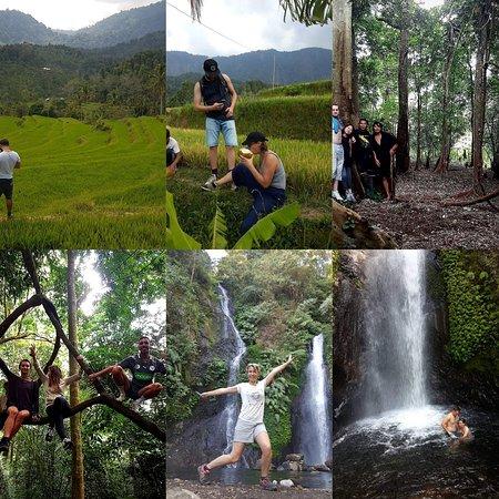 Galungan Waterfalls Trekking