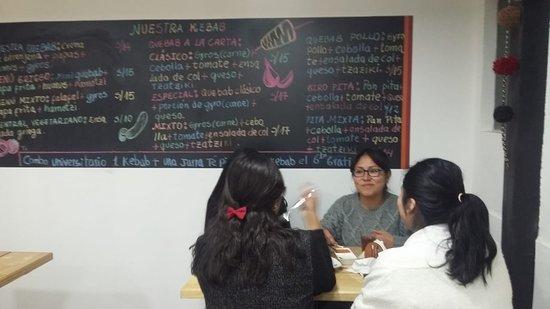 Cuzco, Peru: UNA TARDE DE CHICAS....!