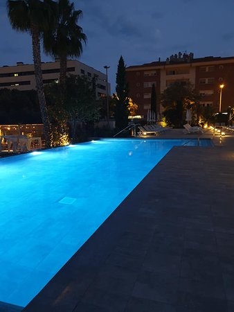 AQUA Hotel Silhouette & Spa: Pool