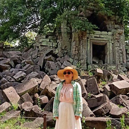 Siĕm Réabin maakunta, Kambodža: Good morning