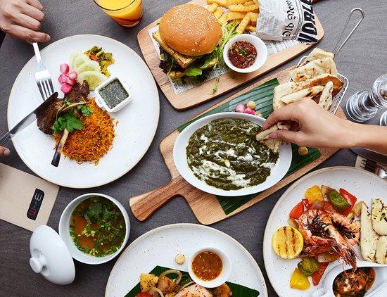 Bistro M - Chidlom: Middle Eastern Food