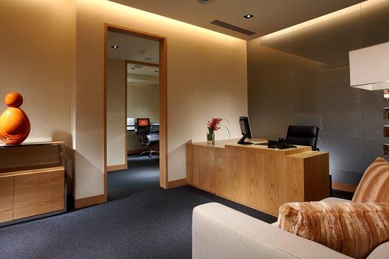 Sheraton Hsinchu Hotel : Meeting room