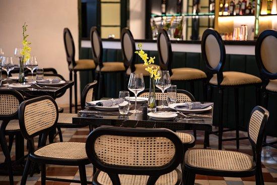 Opera Garden Restaurant: set up 1
