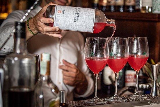 Bellini Sole American Bar: Bar  Bellini Sole