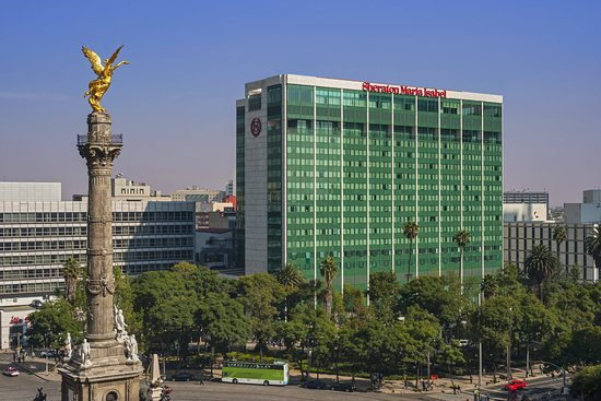 Located next door to US embassy - Review of Sheraton