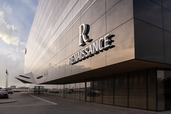 Renaissance Warsaw Airport Hotel: Exterior