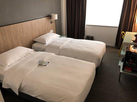 Hotel S - room