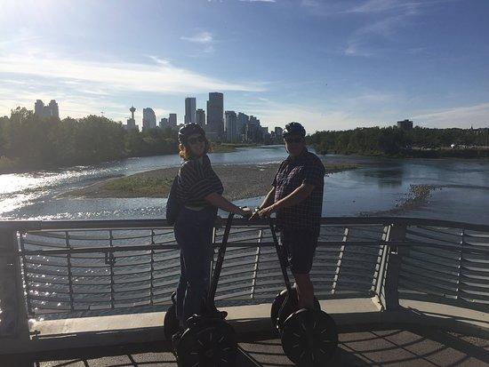Look forwards Calgary
