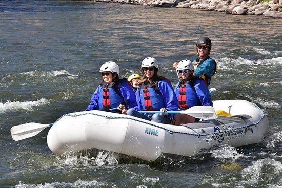 Rafting panoramique sur la rivière Gallatin