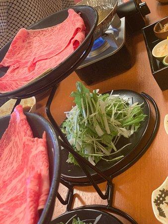 HALAL Wagyu Shabu shabu Asakusa NAGOMI: Halal food- Wagyu... I give 5⭐️ ❤️ from 🇲🇾 Shabu shabu..