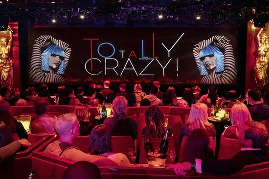 Spettacolo al Crazy Horse di Parigi e cena al ristorante Chez Francis: Crazy Horse Paris Show and Dinner at Chez Francis