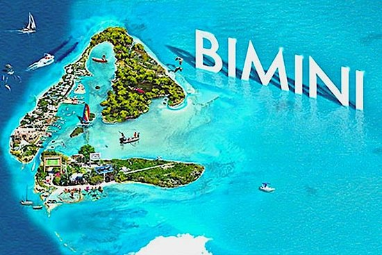 Ferry rapide à Bimini avec prise en...
