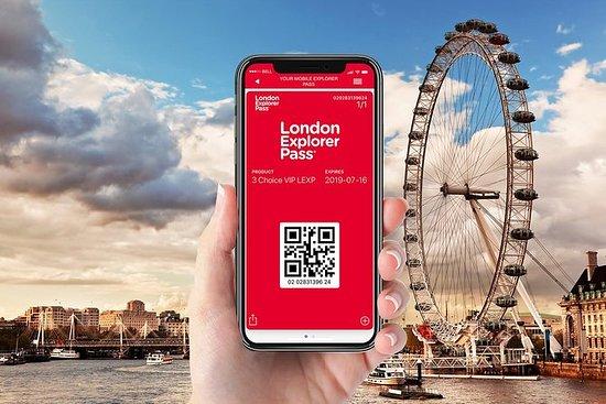 London Explorer Pass: Tot 35% korting ...