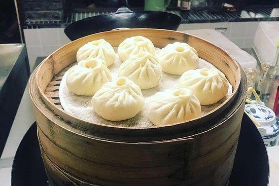 Clase de cocina de bollo chino de...