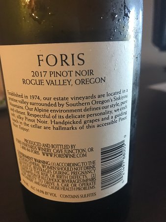 Foris Vineyards