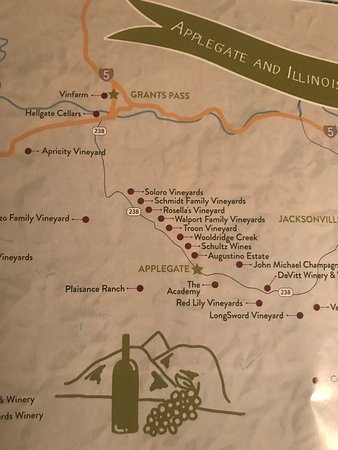 Valley location maps